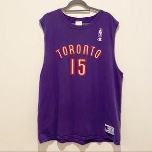Vince Carter NBA Toronto Raptors Tank Top